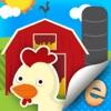 Lily Granja Animal pegatinas de primera calidad (AppStore Link)