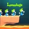 Lemmings - Puzzle Adventure (AppStore Link)