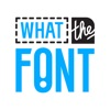 WhatTheFont (AppStore Link)