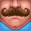 Stacheify - Mustache face app (AppStore Link)