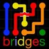 Flow Free: Bridges (AppStore Link)
