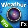 Weather FX Pro (AppStore Link)