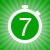 Tabla de 7 Minutos 7 Minute (AppStore Link)