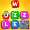 Wuzzle: El mejor juego de palabras y puzzles que mezcla sopas de letras, anagramas y otros mini juegos simples educativos con los que aprender vocabulario. Gratis! (AppStore Link)