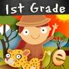 Animal Primer Grado Juegos de Matemáticas (AppStore Link)