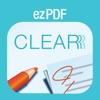 ezPDF CLEAR: Digital Textbook & Workbook (AppStore Link)