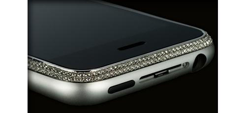 iPhone diamantes