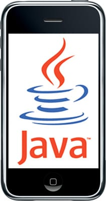 java iPhone