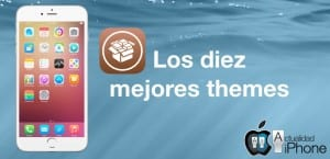 10 mejores themes para iPhone