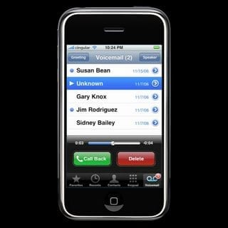 Iphone 5s Visible Voice Mail