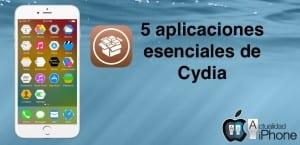 5 tweaks imprescindibles de Cydia