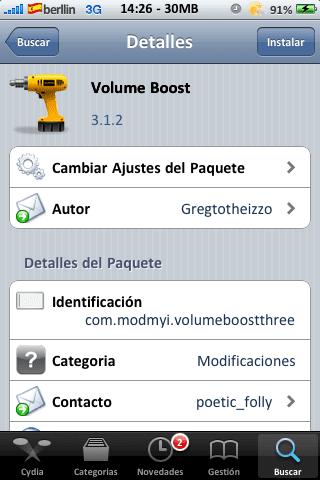 Volume Boost 312