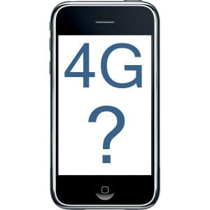 apple iphone 4G Empiezan los rumores: iPhone 4G