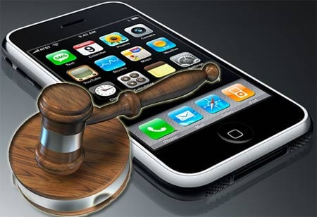 iphone batt lawsuit1 Nueva demanda en contra de Apple por violación de patentes