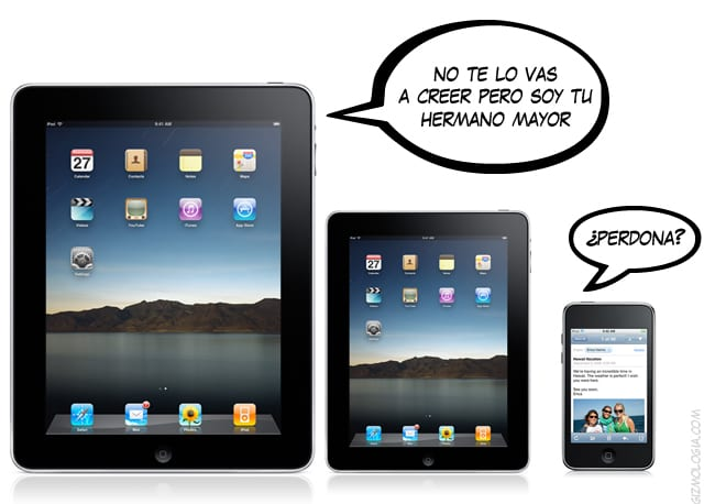 Nuevo iPad 3, iPad HD y iPad Mini: el futuro de Apple