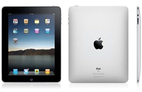 Apple canta victoria: 2.000.000 de iPads