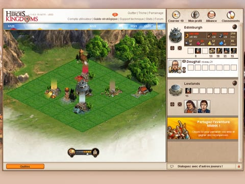 Might & Magic Heroes Kingdoms llega al iPad