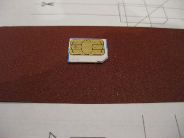Lijar tarjeta SIM