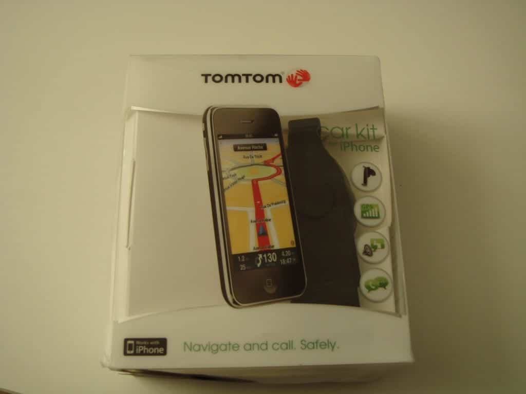 review tomtom iii carkit iPhone User Guide iPhone 3G Help