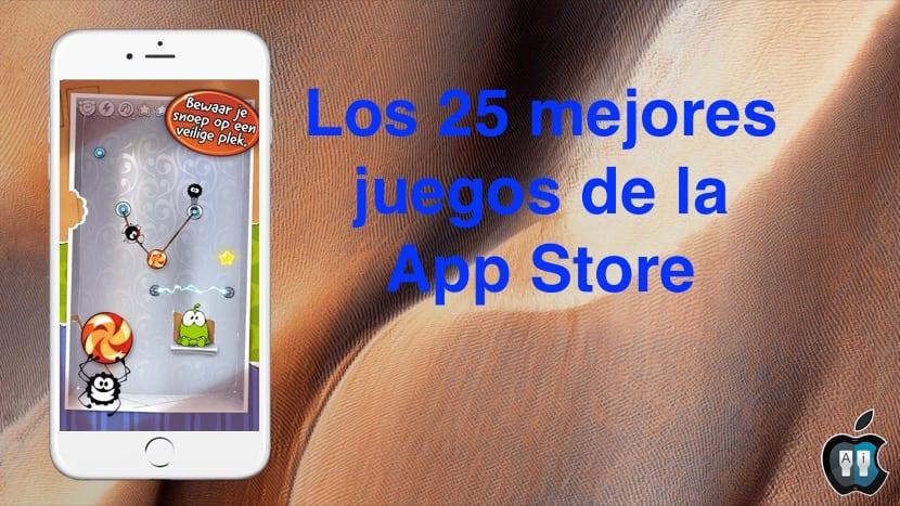 25 mejores juegos de la App Store