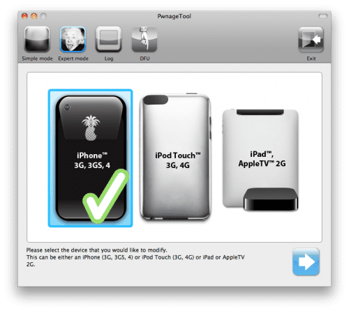3 Tutorial: jailbreak untethered a iOS 4.3.3 con PwnageTool (MAC) (Custom Firmware)