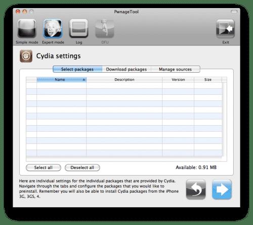 7 Tutorial: jailbreak untethered a iOS 4.3.3 con PwnageTool (MAC) (Custom Firmware)