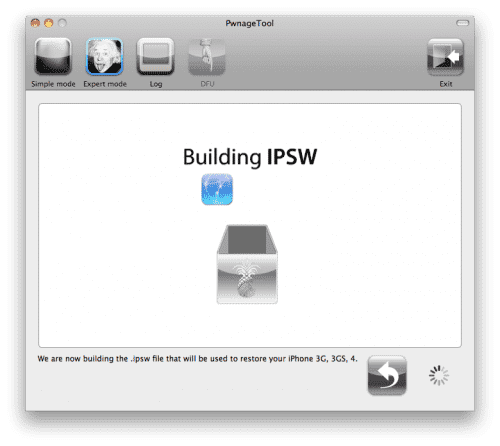 92 Tutorial: jailbreak untethered a iOS 4.3.3 con PwnageTool (MAC) (Custom Firmware)
