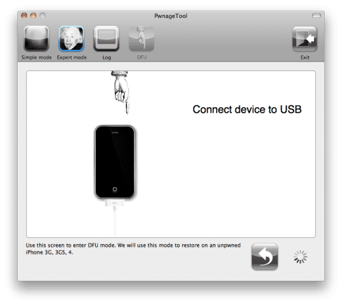 93 Tutorial: jailbreak untethered a iOS 4.3.3 con PwnageTool (MAC) (Custom Firmware)