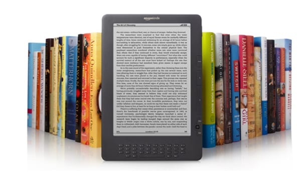 kindledxgraphite2 Amazon dice que el Kindle aguanta la competencia del iPad y Galaxy Tab