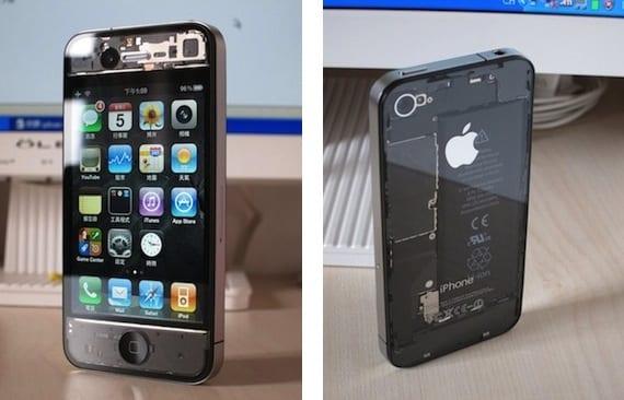 carcasa iphone 4