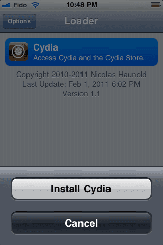 47351 Tutorial: Jailbreak untethered de iOS 4.2.1 con Greenpois0n
