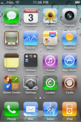 47353 Tutorial: Jailbreak untethered de iOS 4.2.1 con Greenpois0n