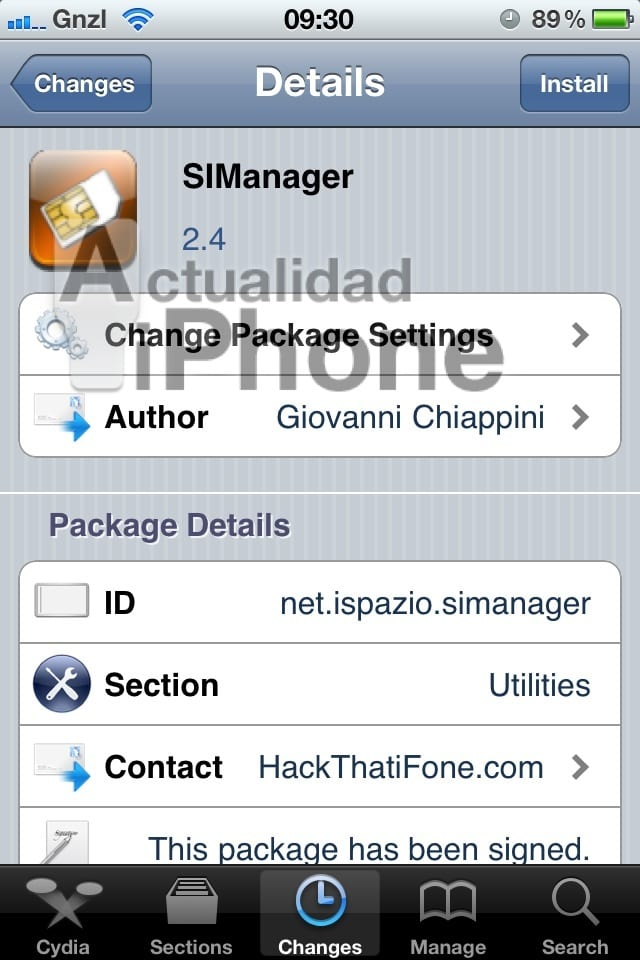 simanager