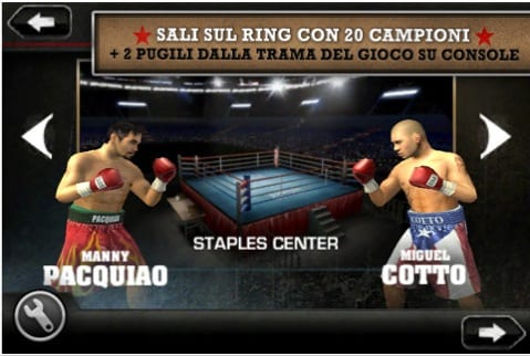Download Free iOS Game Fight Night Champion