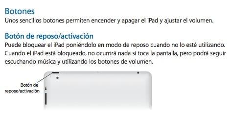 tienes un ipad 2 descarga su manual de instrucciones en formato pdf rh actualidadiphone com iPad 2 Screen Protector manual instrucciones ipad 2017