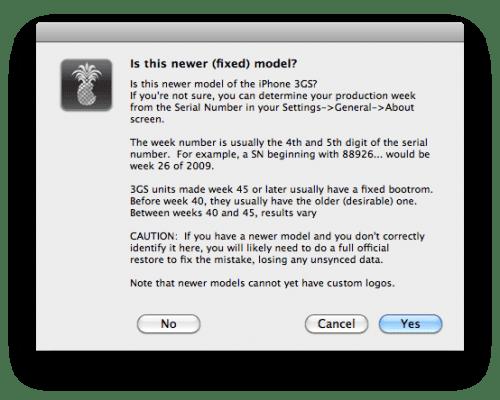 451 Tutorial: como hacer jailbreak untethered a iOS 4.3.2 usando Redsn0w
