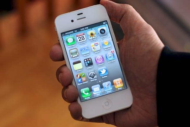 Iphone 4 Negro Vs Blanco