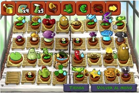Plantas contra zombis se actualiza con diversas novedades for Jardin zen plantas vs zombies