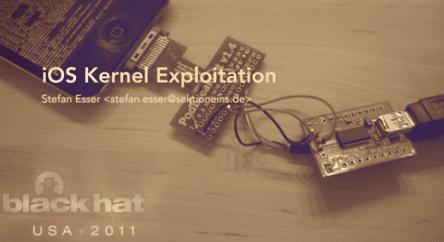 untether e1315961812448 ¿Que hace falta para encontrar un exploit de hardware para crear un jailbreak?