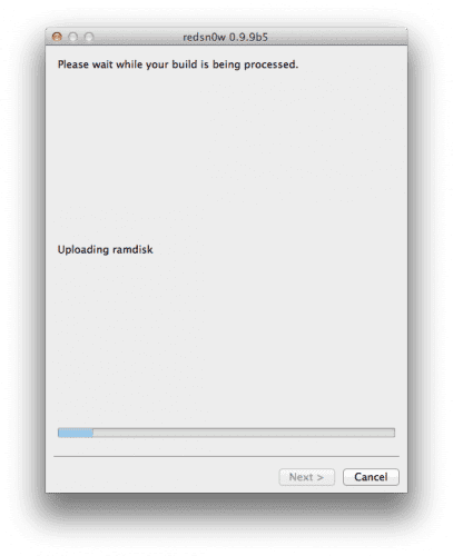 60232 500 Tutorial: jailbreak tethered a iOS 5.0.1 con Redsn0w (Mac y windows)