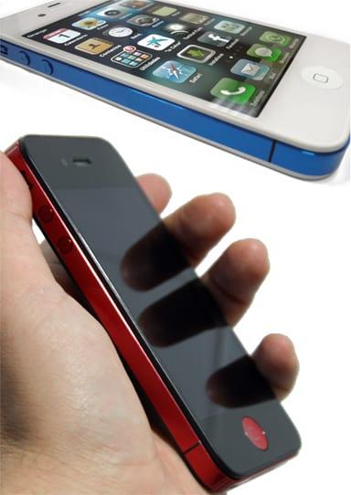 chasisazul Sorteo: cambia tu iPhone 4 de color gratis con EstudioShops