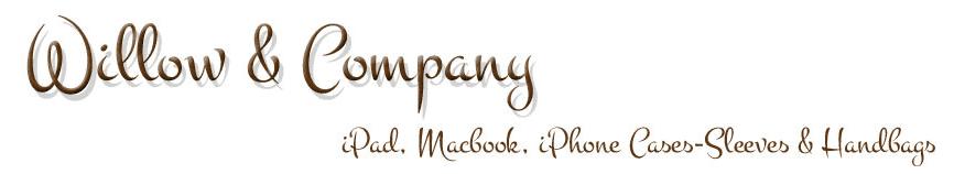 Captura de pantalla 2011 12 17 a las 12.40.59 Willow and Company: fundas de fieltro y cuero (15% de descuento para nuestros lectores)