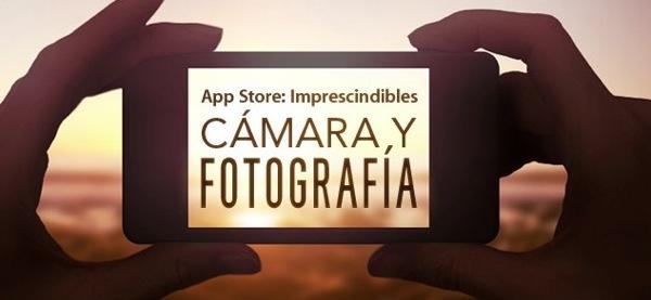 Aplicaciones foto iphone