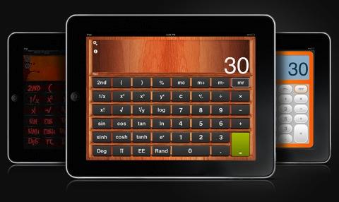 Calculadora ipad