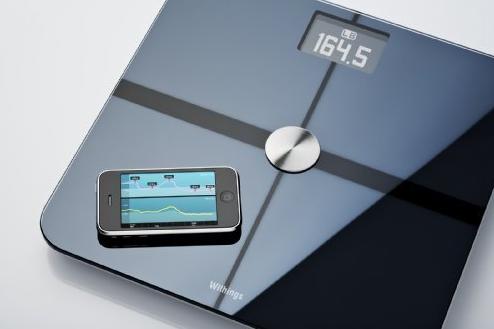 Control de peso iphone