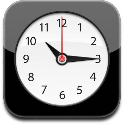 reloj iphone