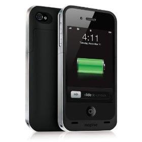 809d4cb646e Fundas con batería para tu iPhone 4 o 4S