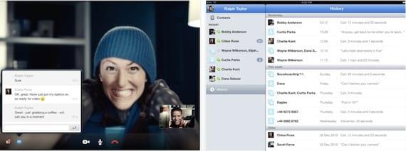 Skype 4.0 para iPad