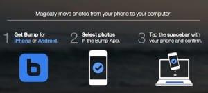 Bump para iPhone