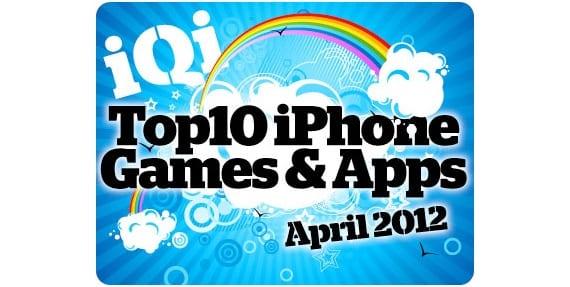 Mejores aplicaciones de abril para el iPhone